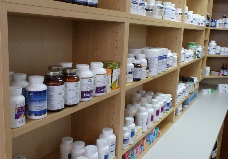 Moncton Naturopathic - Dispensary Supplements